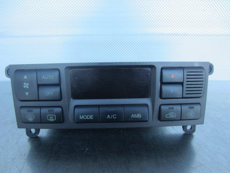 Блок управления печкой Hyundai Sonata Ef 2005