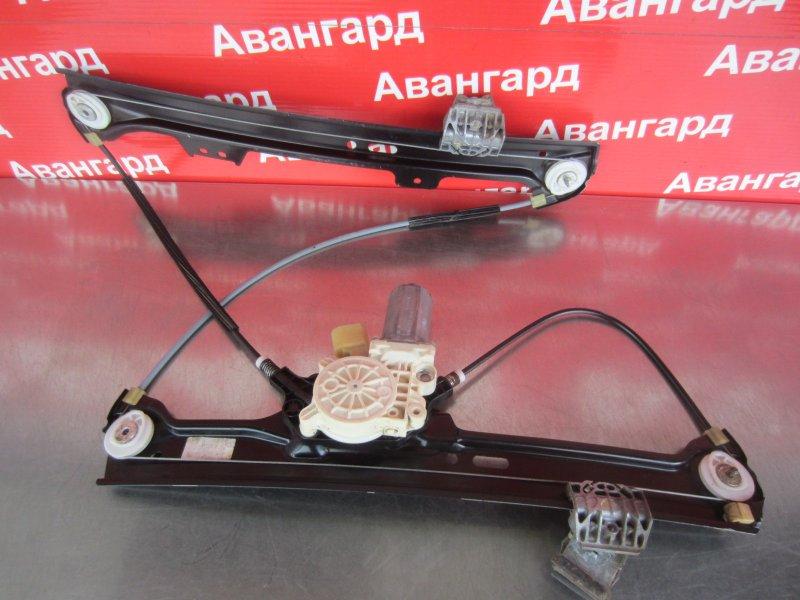 Стеклоподъёмник Bmw E60 N52B30 2006 передний