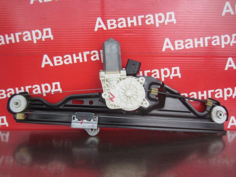 Стеклоподъёмник Bmw E60 N52B30 2006 задний