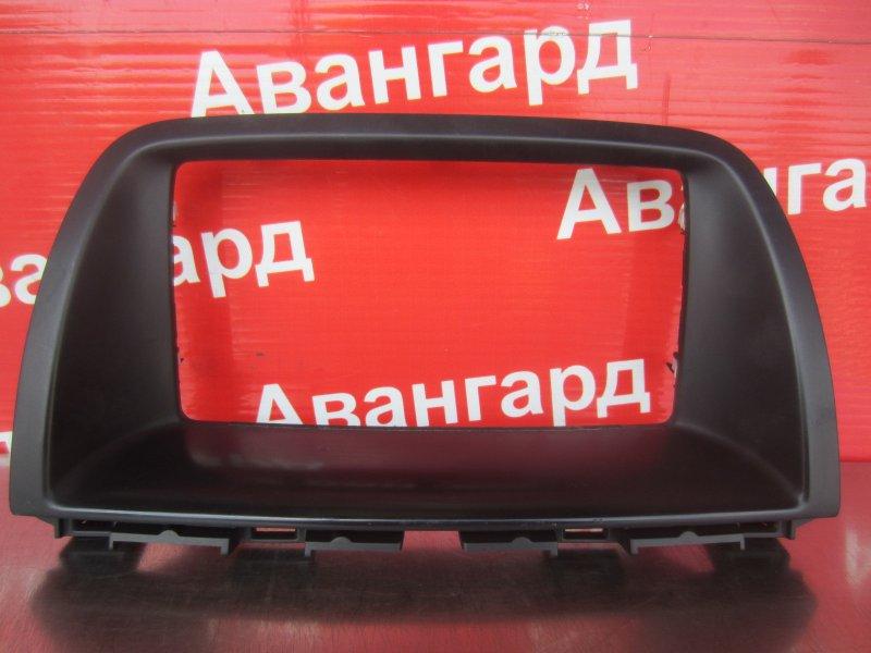 Накладка магнитолы Mazda Cx5 Ke 2014