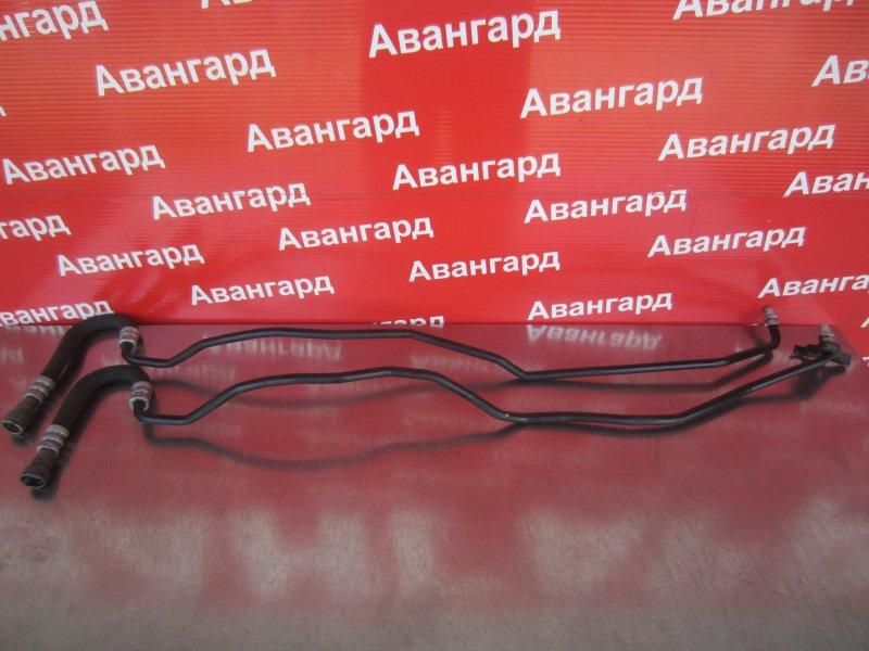 Трубки охлаждения акпп Bmw E60 N52B30 2006