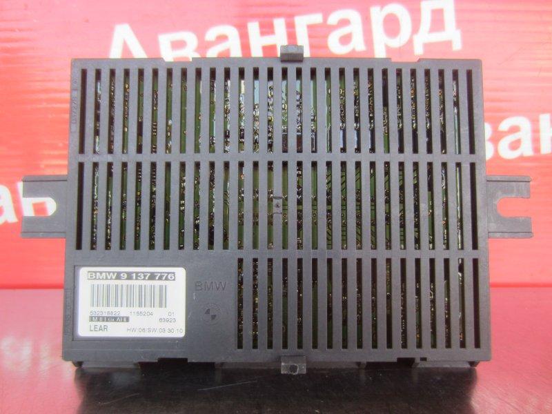 Блок контроля исправности ламп Bmw E60 N52B30 2006