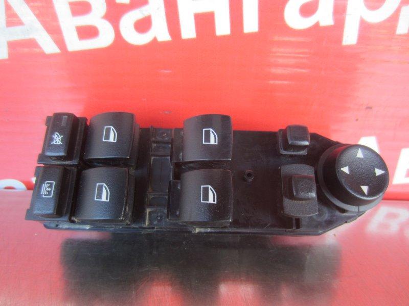 Блок управления стеклоподъемниками Bmw E60 N52B30 2006