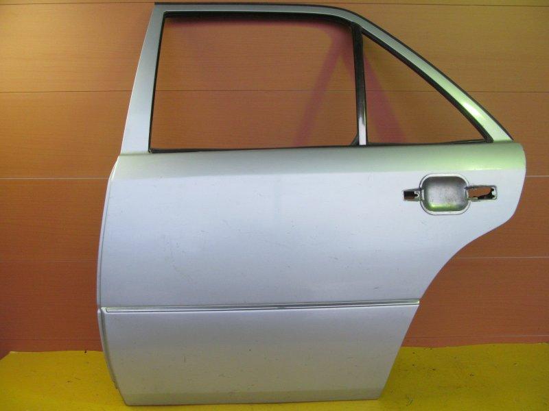 Дверь Mercedes-Benz W124 задняя левая