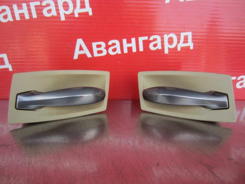 Ручка двери внутренняя Bmw E60 N52B30 2006