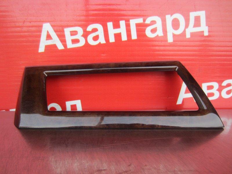 Накладка торпедо Bmw E60 N52B30 2006