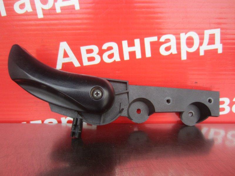 Рычаг открывания капота Bmw E60 N52B30 2006