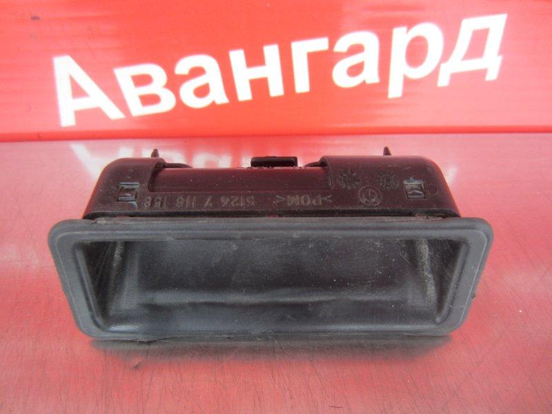 Ручка открывания багажника Bmw E60 N52B30 2006 задняя