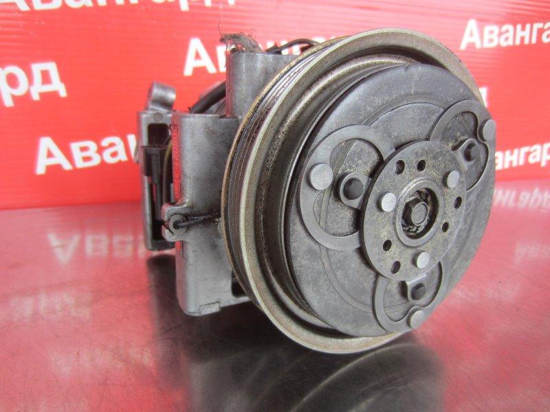 Компрессор кондиционера Nissan Sunny B14 GA15DE 1997