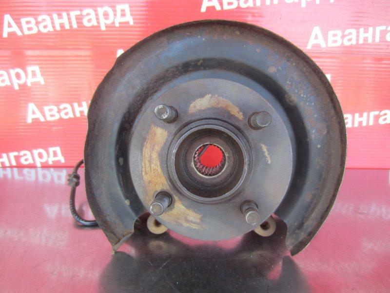 Кулак в сборе со ступицей Nissan Sunny B14 GA15DE 1997 задний