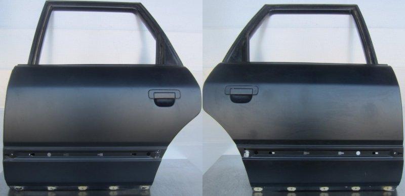 Дверь Audi A6 (C4) 4A2 ABC 1993 задняя