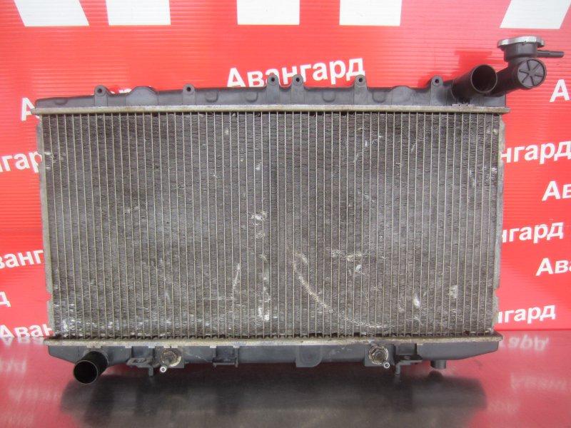 Радиатор охлаждения Nissan Sunny B14 GA15DE 1997