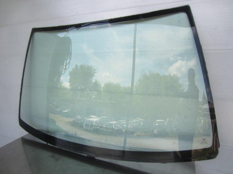 Стекло лобовое Nissan Sunny B14 GA15DE 1997 переднее