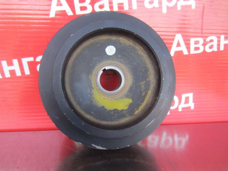 Шкив коленвала Nissan Sunny B14 GA15DE 1997