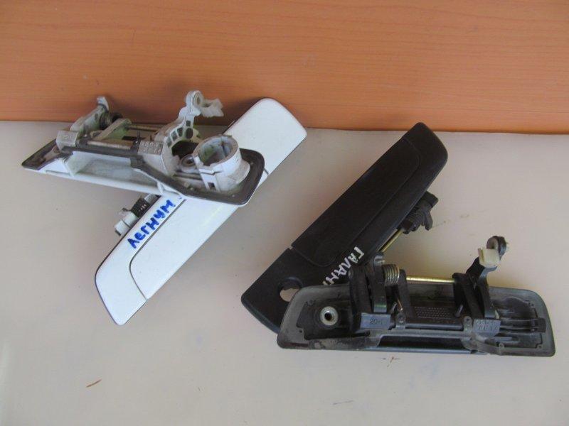Ручка двери наружная Mitsubishi Legnum