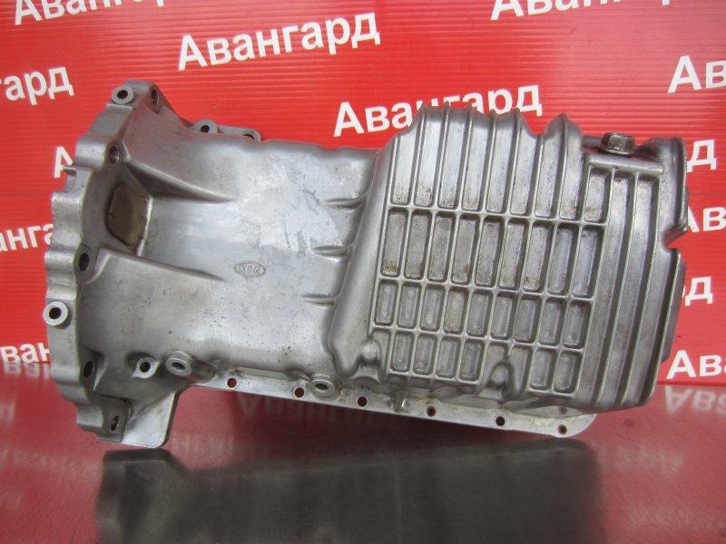 Поддон двигателя Kia Spectra S6D 2008