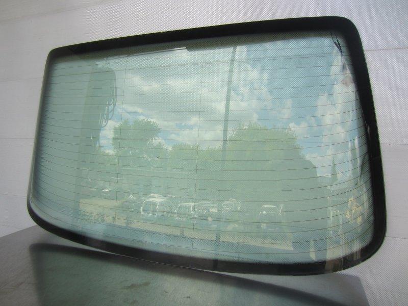 Стекло заднее Mercedes-Benz W202 1998 заднее
