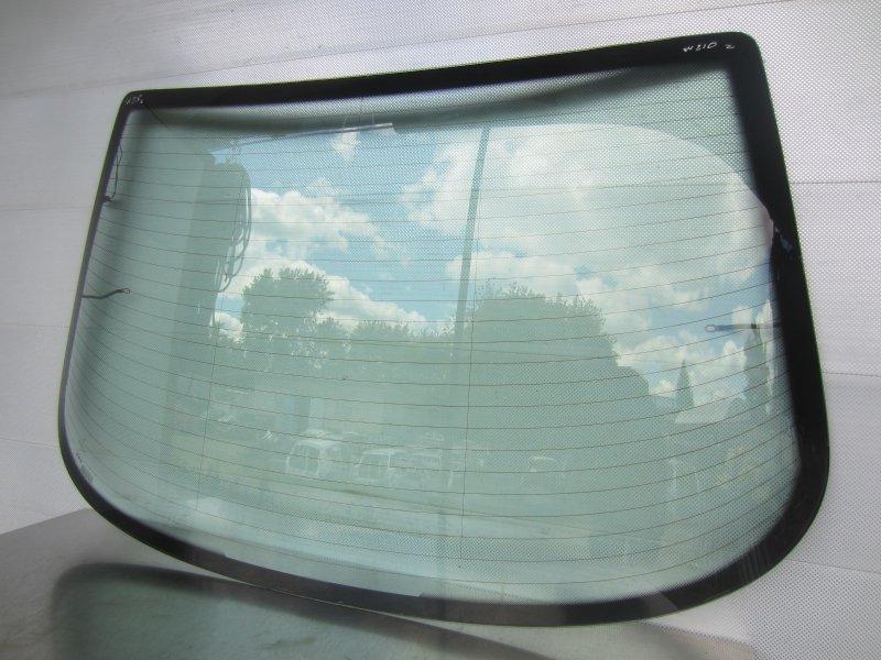 Стекло заднее Mercedes-Benz W210 1998 заднее