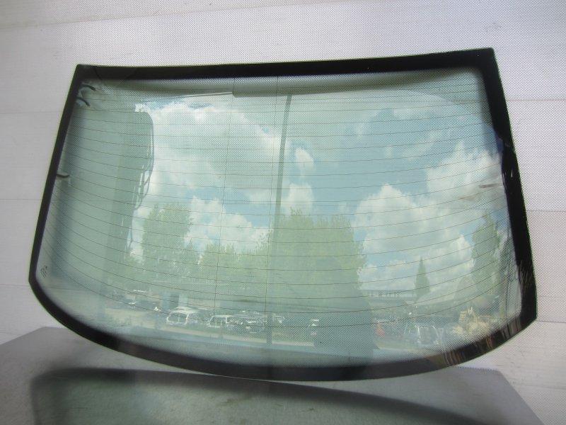 Стекло заднее Bmw E36 1996 заднее