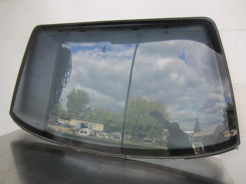 Стекло заднее Volkswagen Passat B3 СЕДАН 1992 заднее