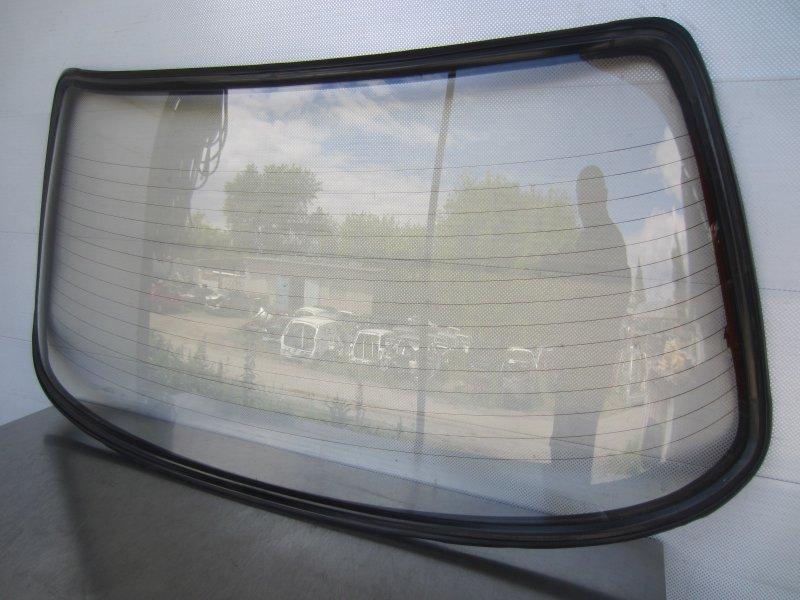 Стекло заднее Toyota Carina 170 1989 заднее