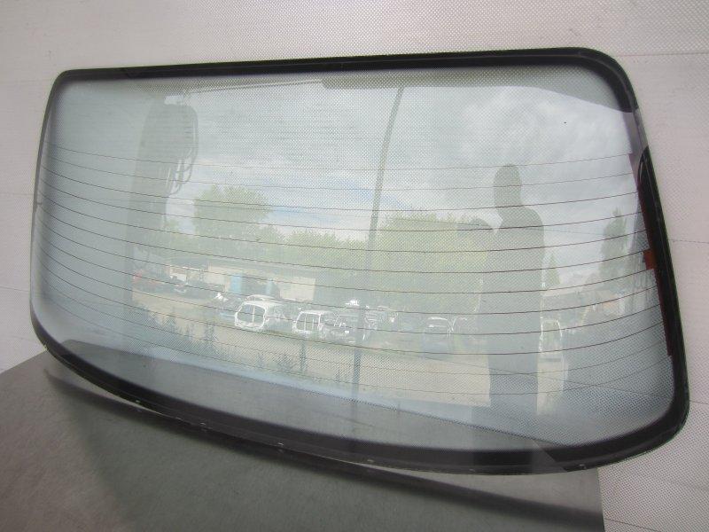 Стекло заднее Mitsubishi Galant 6 1990 заднее