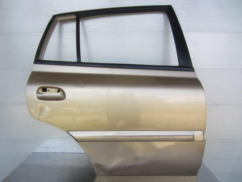 Дверь Kia Rio Dc 2004 задняя правая