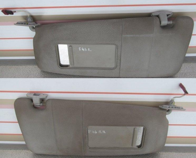 Козырек солнцезащитный Bmw E46 E46 2000