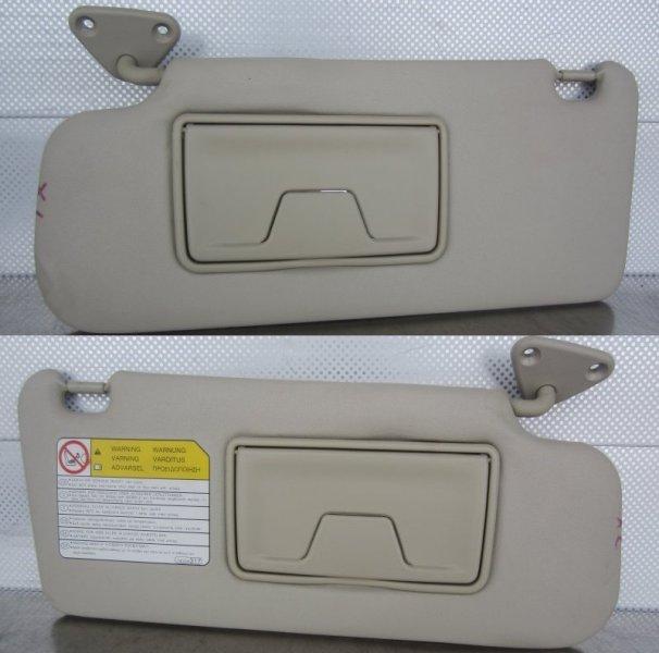 Козырек солнцезащитный Mitsubishi Outlander Xl 2008