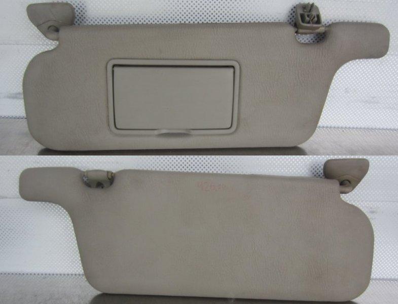 Козырек солнцезащитный Nissan Liberty M12 PM12 SR20DE 1999