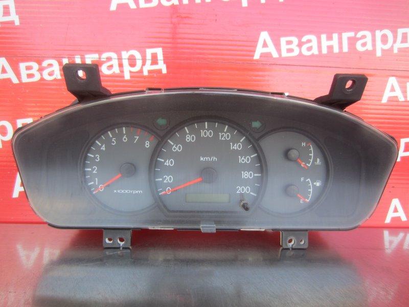 Щиток приборов Kia Rio Dc A5D 2004