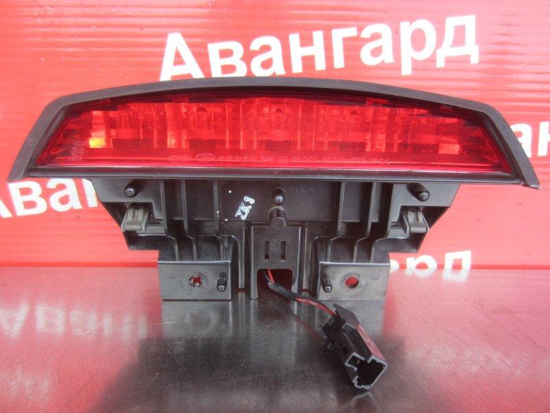Дополнительный стоп сигнал Kia Rio Dc УНИВЕРСАЛ 2004