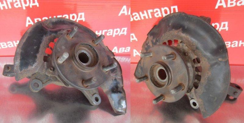 Кулак в сборе со ступицей Toyota Estima Acr40 ACR40 2AZ-FE 2003 передний
