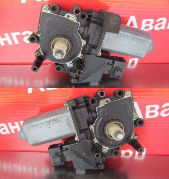 Моторчик электростеклоподъемника Audi A6 C5 ALF 2000 передний