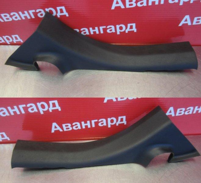 Накладка порога внутренняя Nissan Qashqai J10 J10 HR16 2013 задняя