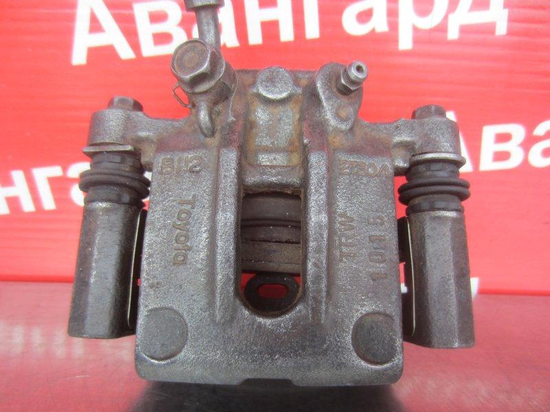 Суппорт тормозной Toyota Corolla 120 СЕДАН 2005 задний