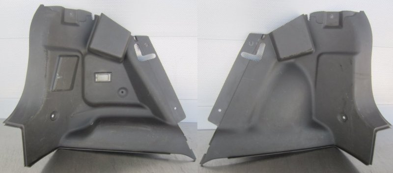 Обшивка багажника Chery Kimo S12 S12 2008