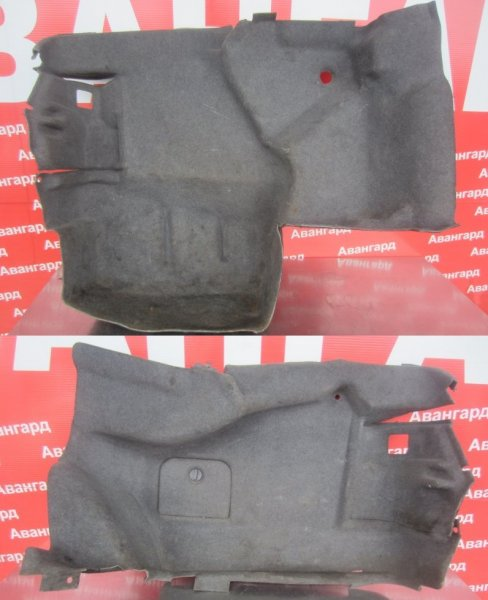 Обшивка багажника Mercedes-Benz W140 1997 задняя
