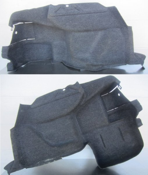 Обшивка багажника Mercedes-Benz W208 W208 (CLK) 2000