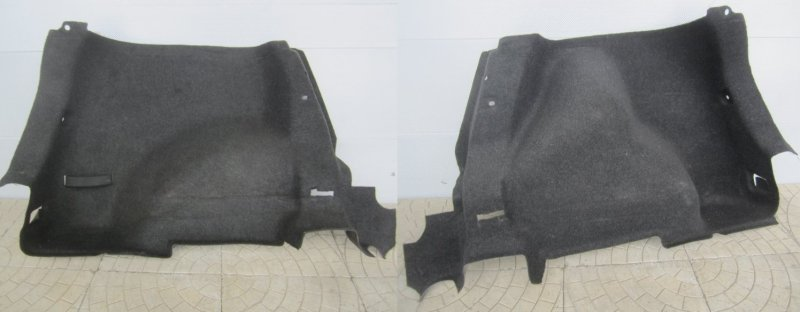 Обшивка багажника Nissan Qashqai J10 J10 HR16 2013