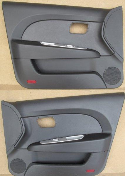 Обшивка двери Chery A13 2012 передняя