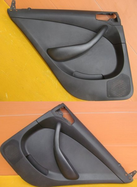 Обшивка двери Chery M11 ХЕТЧБЭК 2011 задняя