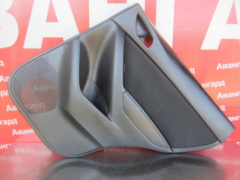 Обшивка двери Mazda Cx5 Ke KE 2013 задняя правая