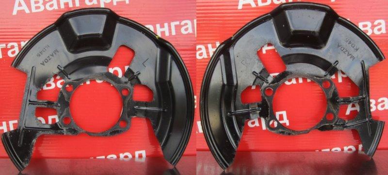 Пыльник тормозного диска Mazda Cx5 Ke 2013 передний