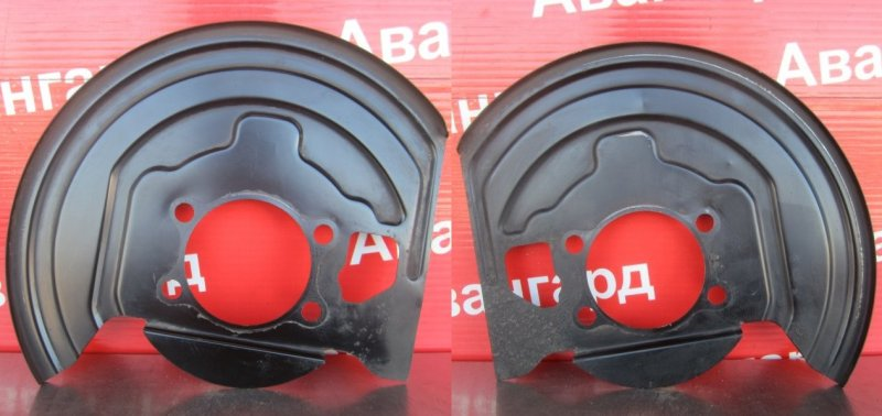 Пыльник тормозного диска Nissan Qashqai J10 J10 HR16 2013 передний