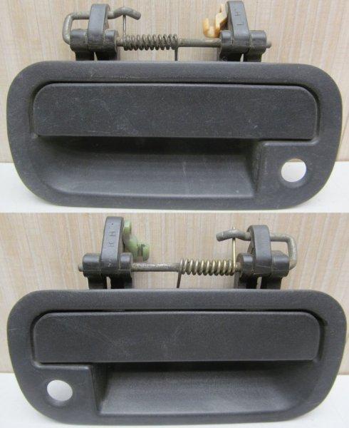 Ручка двери наружная Nissan Avenir 10 W10 передняя