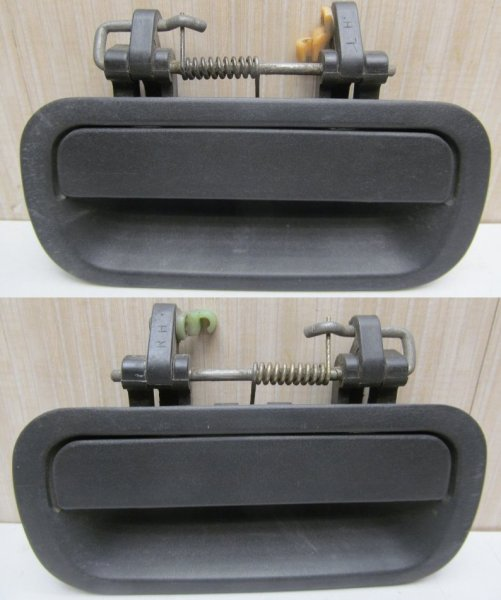 Ручка двери наружная Nissan Avenir 10 задняя