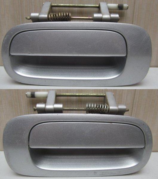 Ручка двери наружная Toyota Camry Sv40 1998 задняя