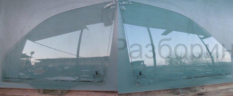 Стекло двери Kia Clarus 2001 переднее