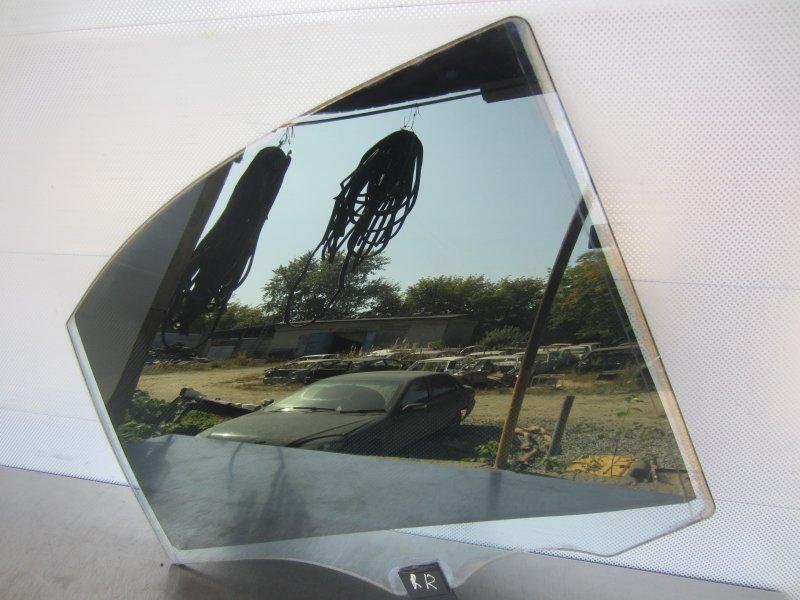 Стекло двери Mercedes-Benz W220 2000 заднее правое